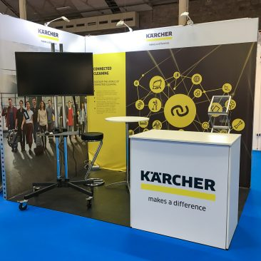 Karcher at FM Ireland 2018