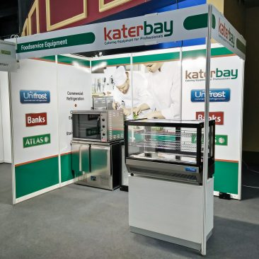 Katerbay at Food & Drink 2017