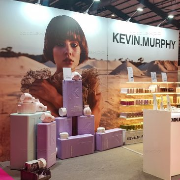Kevin Murphy at Irish Beauty Show 2019