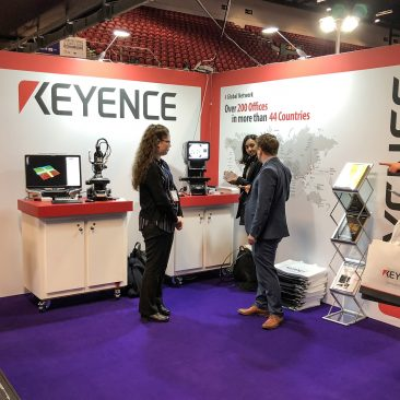Keyence at Manufacturing Expo 2019