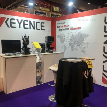 Keyence at Manufacturing Expo 2020