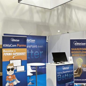 Kwizcom at Sharepoint 2017