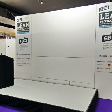 Lean Stage at Manufacturing Expo 2018