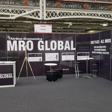 MRO Global at Airline MRO Olympia 2019