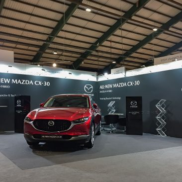 Mazda at Pregnancy & Baby Fair October 2019