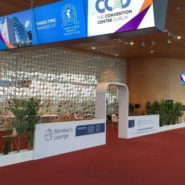 Member's Lounge at EANS 2019