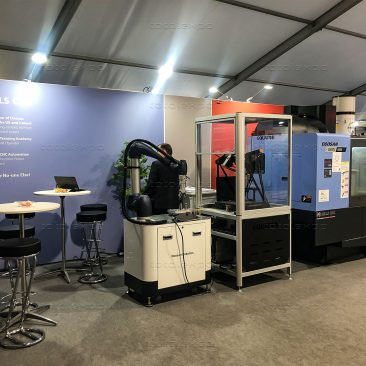 Mills CNC at Manufacturing Expo 2020