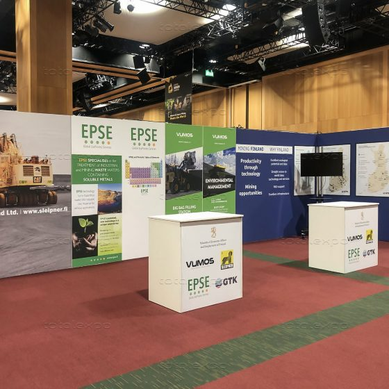 Mining Finland at European Mining Convention 2019