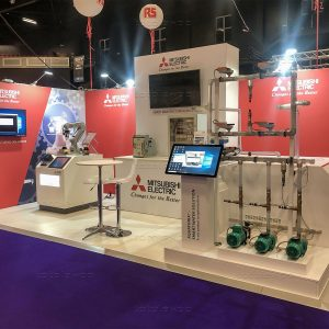Mitsubishi Electric at Manufacturing Expo 2020