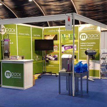 Mpack at Northern Ireland Manufacturing Expo 2019
