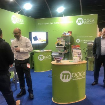 Mpack at Northern Ireland Manufacturing Expo 2020
