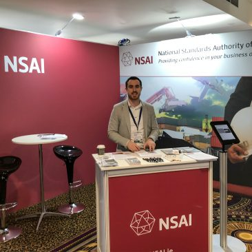 NSAI at Manufacturing Expo 2019