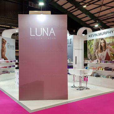 National Beauty at Irish Beauty Show 2020