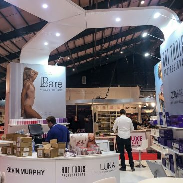 National Beauty at Professional Beauty Ireland 2019