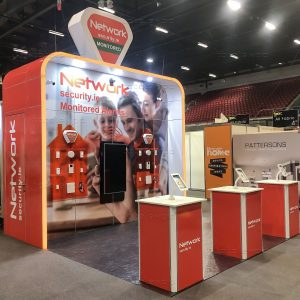 Network Security at Love Your Home 2019