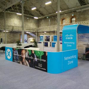 Networking Zone at Dublin Tech Summit 2019
