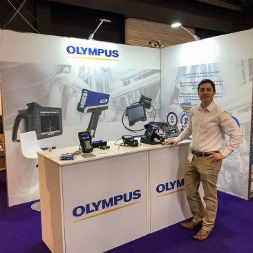 Olympus at Manufacturing Expo 2019