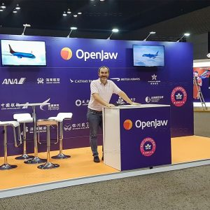 OpenJaw at IATA Airline Industry Retail Symposium (AIRS) 2019