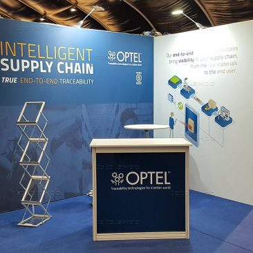 Optel at Northern Ireland Manufacturing Expo 2019