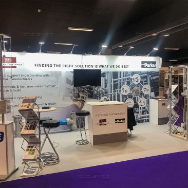 Parker Hannifin - Hanley Controls at Manufacturing Expo 2020