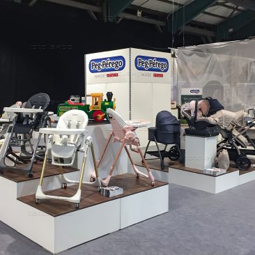 Peg Perego at Pregnancy & Baby Fair October 2019