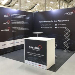 Planitas Airline Systems at FTE 2018