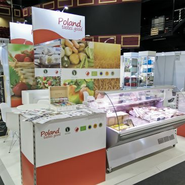 Polish Ministry of Agriculture at Food & Drink 2017