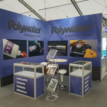 Polywater at ECOC 2019