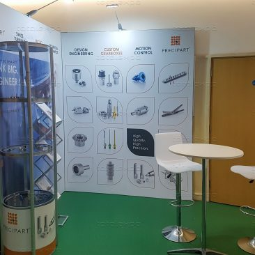 Precipart at Medical Technology 2019