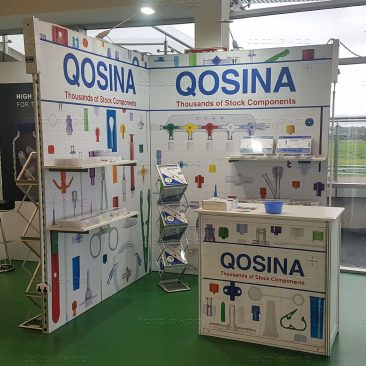 Qosina at Medical Technology 2019