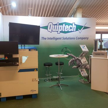 Quiptech at Medical Technology 2019