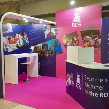 RDS at Dublin Horse Show 2018