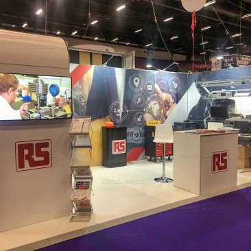 RS Ireland at Manufacturing Expo 2020