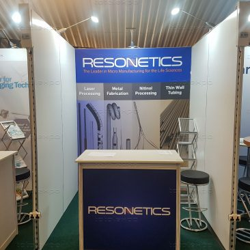 Resonetics at Medical Technology 2019