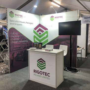 Rigotec at Manufacturing Expo 2020