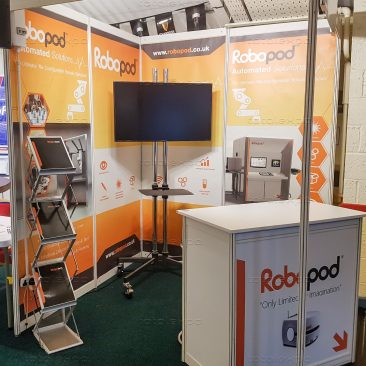 Robopod at Medical Technology 2019
