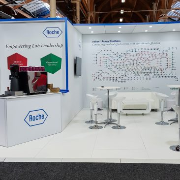 Roche at Biomedica 2018