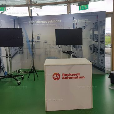 Rockwell Automation at Medical Technology 2019