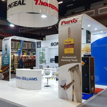 Ronseal at Hardware Show 2019