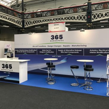 SA Group (365 Aerospace) at Airline MRO Olympia 2019