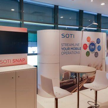 SOTI at WMX Europe 2019