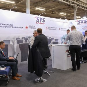 STS Component Solutions at Aviation Summit 2018