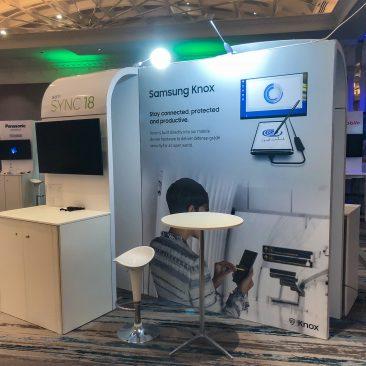 Samsung Knox at SOTI Sync 2018