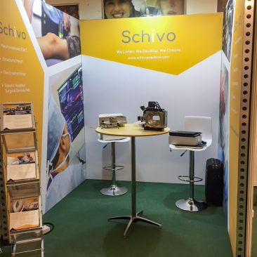 Schivo at Medtech 2018