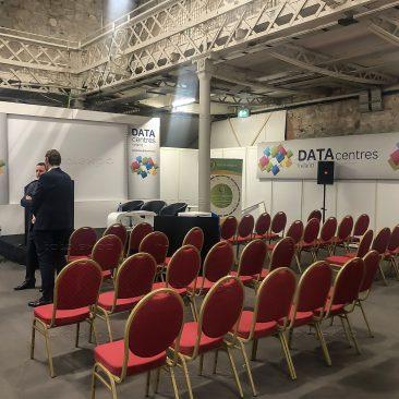 Seminar at Datacentres 2019