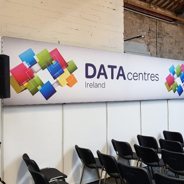 Seminar branding at Datacentres 2017