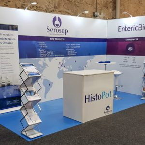 Serosep at Biomedica 2018