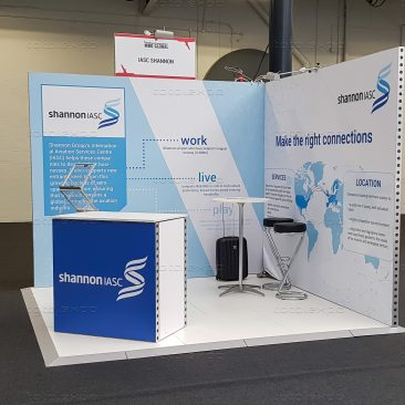 Shannon IASC at Airline MRO Olympia 2019