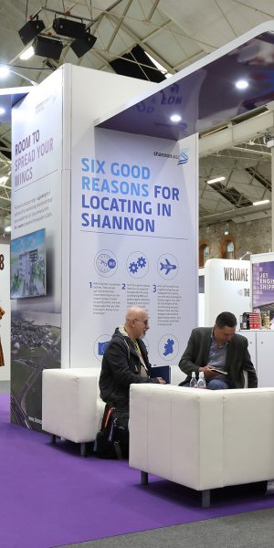 Shannon IASC at Aviation Summit 2018