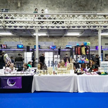 Shop Zone at Dublin Games Festival 2018